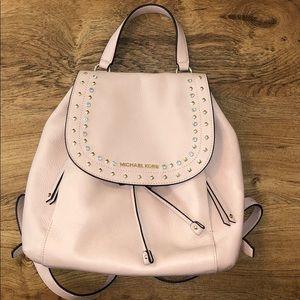 Michael Kors backpack purse!